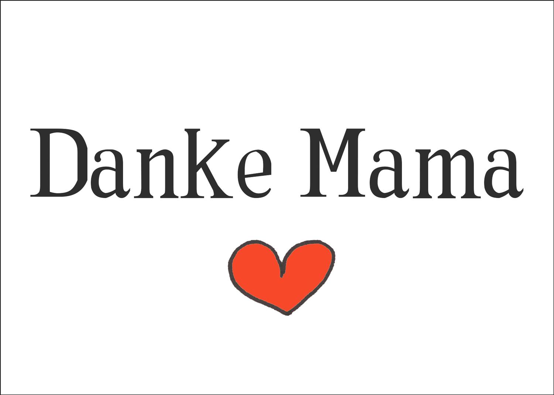 Danke Mama.indd