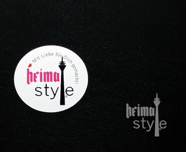 Heimatstyle Sticker: Kleb' Dir einen! ArtNr: H11