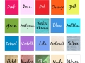 Farbauswahl-Komplett
